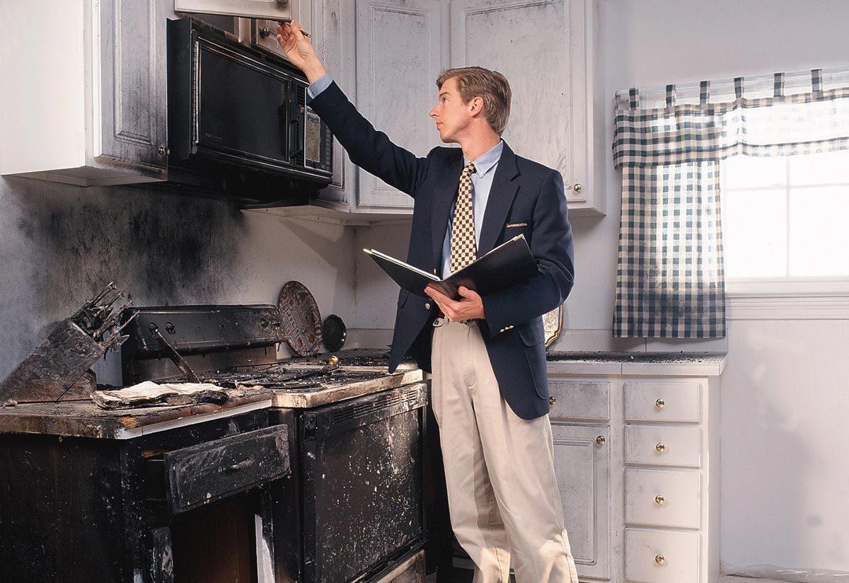 оценщики ущерба квартиры